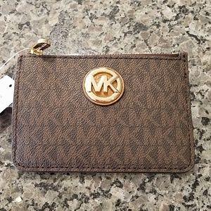 MK coin pouch